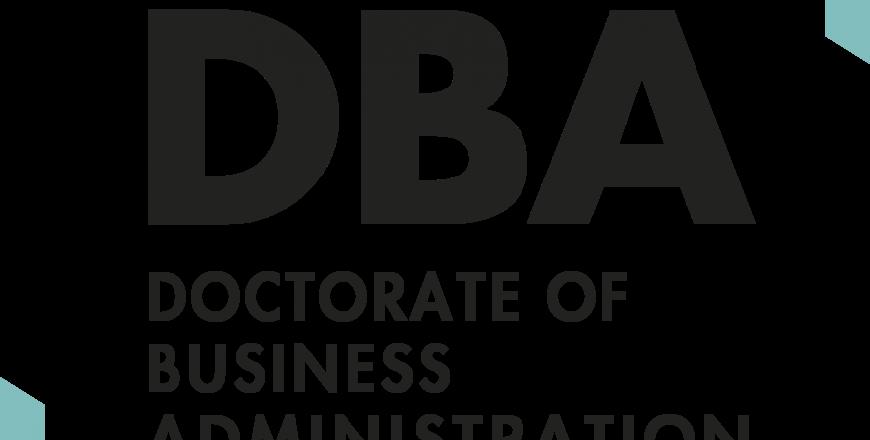 دكتوراة ادارة الاعمال DBA